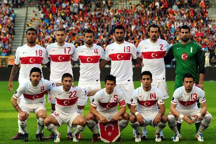 Belçika 1-1 Türkiye