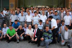 Sağlık Sen Başkanlar kurulu Urfa'da Toplandı