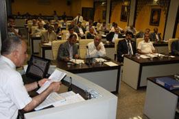 Belediye Meclisi Haziran Ayı 1. Birleşim Toplantısı Yapıldı
