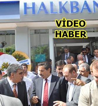 Suruç Halk Bank Şubesi açıldı
