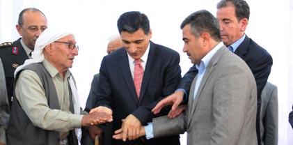 Bezirci Köyü'ndeki kan davası barışla sonuçlandı