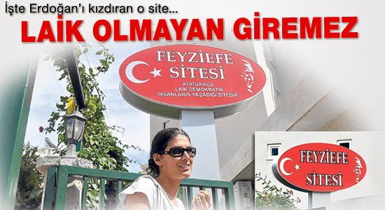İşte Erdoğan'ı kızdıran o 'laik' site!