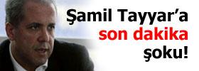Şamil Tayyar'a 1 gün kala şok ceza
