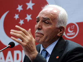 Saadet Partisi'nin en yüksek oy aldığı 5 il