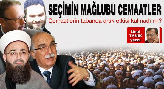 AK Parti sadece muhalefeti değil, cemaatleri de yendi