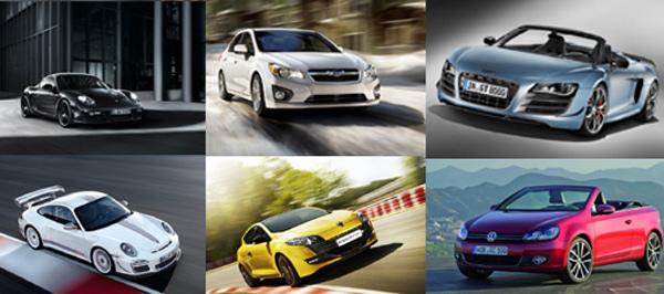 2012'de piyasaya çıkacak 20 model