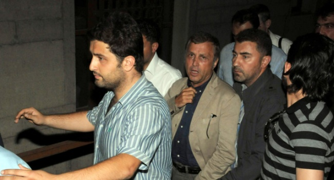 Bursaspor yonetimine tutuklama