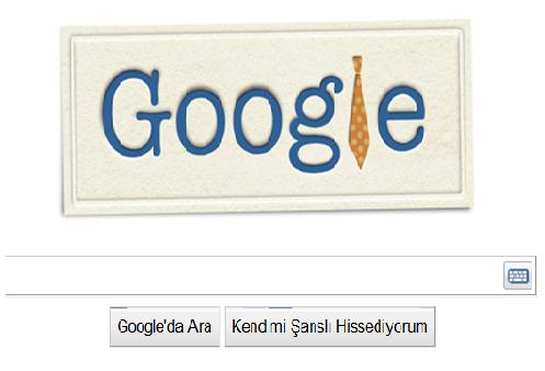 Google'dan babalara özel tasarım
