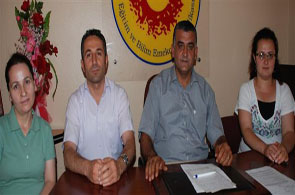 Eğitim Sen'e Newroz i için dava açıldı