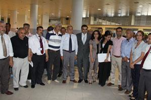Otogar Personeline Halkla İlişkiler Eğitimi Verildi