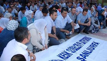 Şahin'den KESK tutuklamalarına tepki