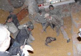 Buğday Duvarı Patladı 4 Yaralı