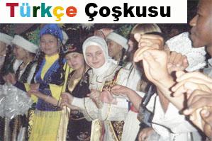Urfa Türkçe Olimpiyatlarıyla Çoştu