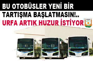 otobüsler geliyor, bakalım sorun çözülecek mi?
