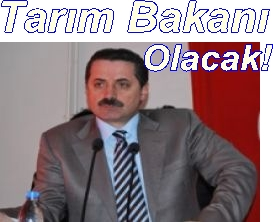 Faruk Çelik Tarım Bakanı-mı?