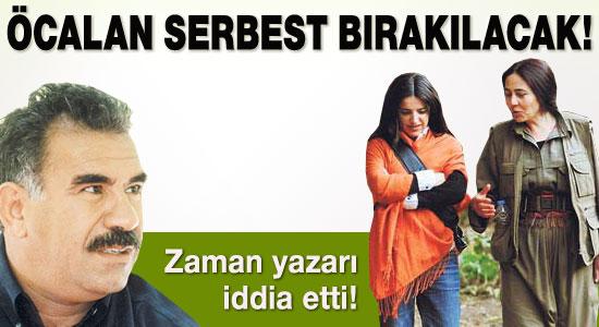 Öcalan Serbest olacak iddiası!