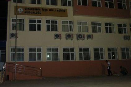 Viranşehir Milli Eğitime Bomba atıldı