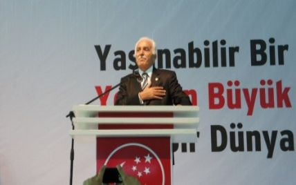 Mustafa Kamalak yeniden SP Genel Başkanı