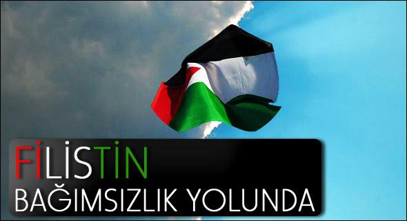 Filistin bağımsızlık yolunda