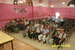 Birecik belediyesi zabıtandan bilgilendirme toplantısı