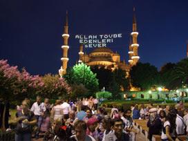 Urfa'da ilk iftar 19; 42'de