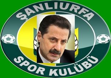 Şanlıurfaspor'a sponsoru Bakan Çelik buldu