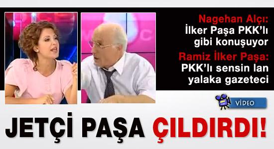 PKK'lı sensin lan