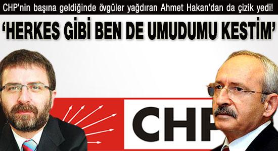 Hakan Kılıçdaroğlu'ndan umudu kesti