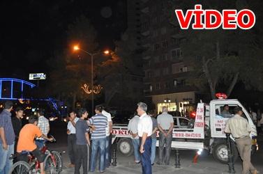 Şanlıurfa'da hırsız polis kovalamaca