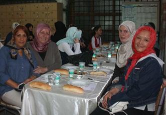 CHP, İmam hatif iftarında (FOTO)