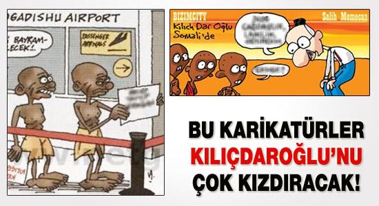 Bu karikatürler Kılıçdaroğlu'nu kzdıracak...