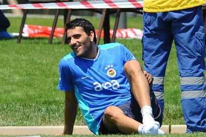 Guiza Fenerbahçe'den ayrıldı