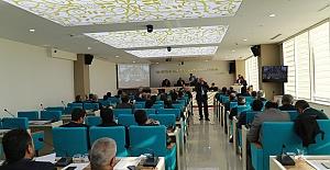 2018'nin İlk Toplantısında Temenniler Dile Getirildi