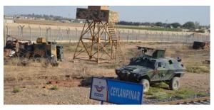 Afrin Operasyonu başlayınca Şanlıurfa sınırında önlemler artırıldı