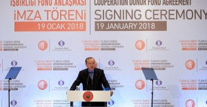 Erdoğan: Türk Ekonomisi Büyümeye Devam Edecek""