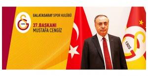 Galatasaray yeni Başkanı Mustafa Cengiz oldu