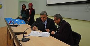 HRÜ Mühendislik Fakültesi Öğrencileri OSB'de Pratik Eğitim Alacaklar