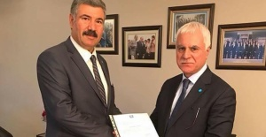 İYİ Parti Şanlıurfa kurucu il başkanı...