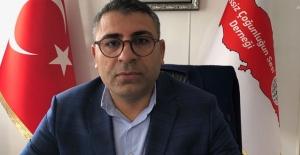 Mehmet Yeşil: Ülkemize sahip çıkmamız gerekir