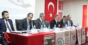 Orman Bakanı Müsteşarı Urfa'da Çiftçilerin sorunlarını dinledi.