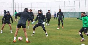 Şanlıurfaspor, Niğde Belediyespor maçına hazır