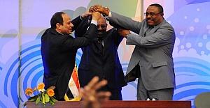 Sisi: Mısır, Sudan ve Etiyopya ile savaşı istemiyor