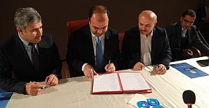 Taşerona Kadro Berketi! 3 yıllık sözleşme imzalandı