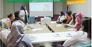 Urfa'da Anne Adaylarına Özel Sosyal Sorumluluk Projesi