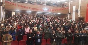 Urfa'da Eğitimde drama konferansı