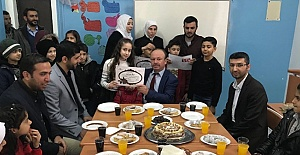 Urfa'daki Suriyeli Öğrencileri de Bugün Karne Heyecanını Yaşadı