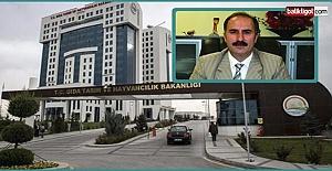 Urfalı Bürokratların yükselişi devam ediyor, Şimdi de Genel müdür oldu