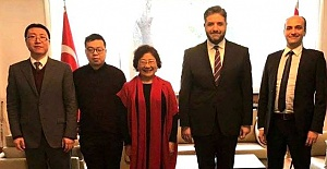 Urfalı Büyükelçi Önen, Dünya ülkeleriyle temaslarını sürdürüyor