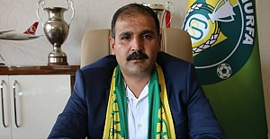 Urfaspor'dan Afrin Operasyonu Açıklaması
