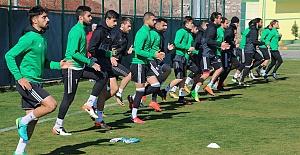 Urfaspor'un yeni transferleri Niğde maçında oynamayacaklar
